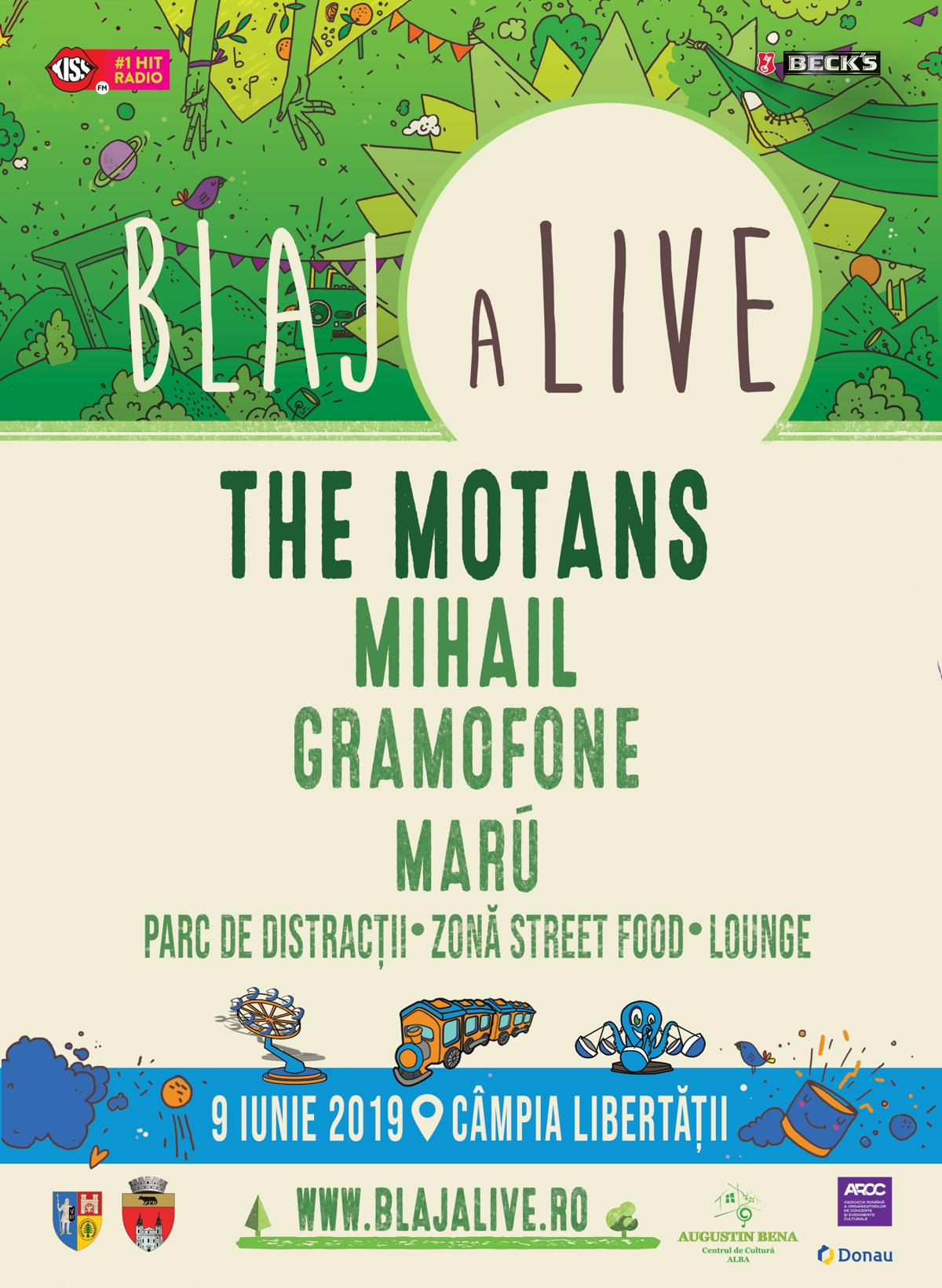 Blaj Alive 2019