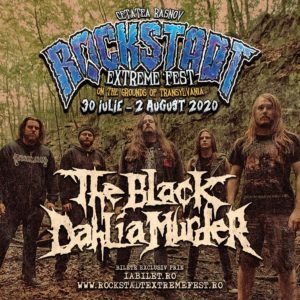 REF - The Black Dahlia Murder