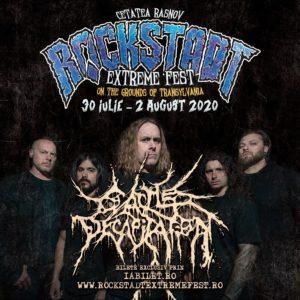 Cattle Decapitation live la Rockstadt Extreme Fest 2020!