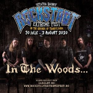 IN THE WOODS... la Rockstadt Extreme Fest 2020