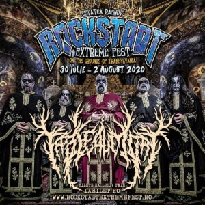 Black Metal cu Tableau Mort la Rockstadt Extreme Fest 2020