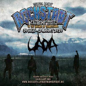 UADA vor participa la Rockstadt Extreme Fest 2020