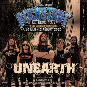 Unearth REF 2020