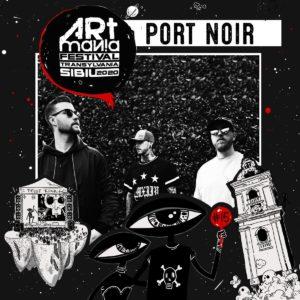 Artmania 2020 port noir