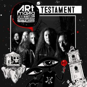 Artmania 2020 Testament