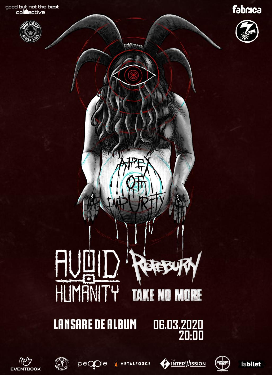 Avoid Humanity Fabrica