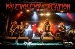 Malevolent Creation live