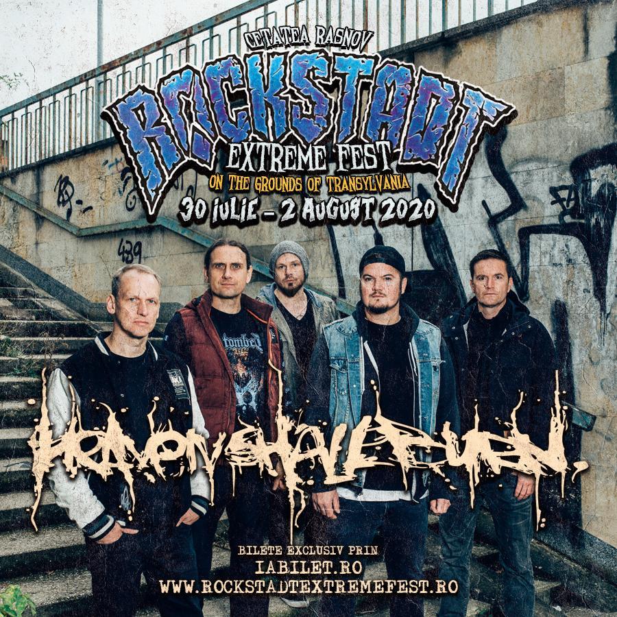 REF 2020 - Heaven Shall Burn rockstadt