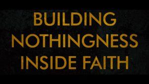 Kultika prezinta noua piesa, Building Nothingness Inside Faith