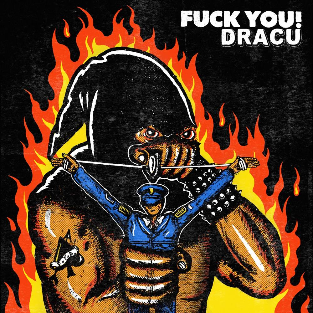 Fuck You! Dracu lanseaza primul album!