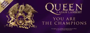 "YOU Are The Champions - Queen + Adam Lambert au lansat o versiune a emblematicei melodii ""We Are The Champions"""