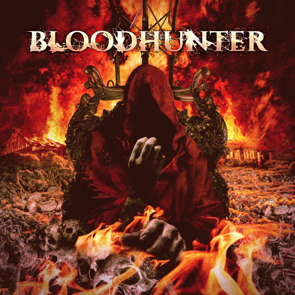 "BLOODHUNTER (Spa) - ""Bloodhunter"" [english promo]"