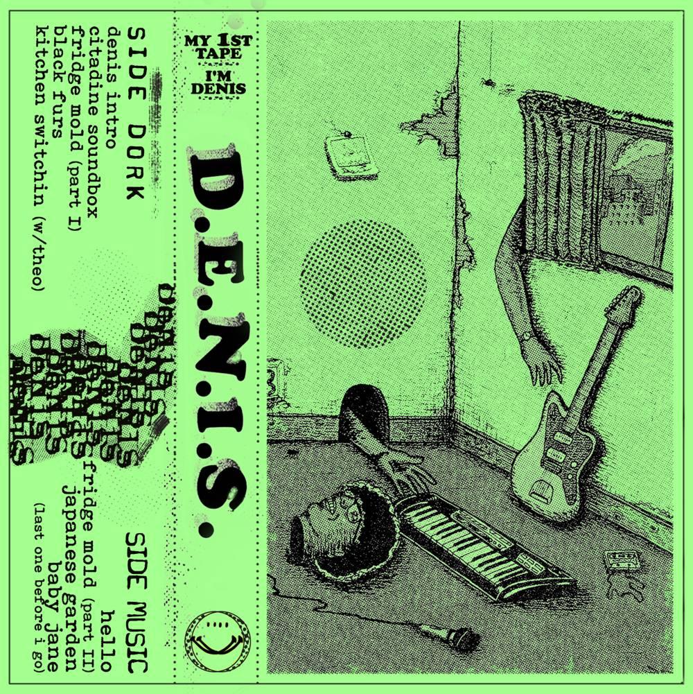 """D.E.N.I.S. lanseaza """"MY 1ST TAPE IM DENIS"""""""
