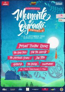 Prima ediție de 2 zile a conferinței MOMENTE DE OGRADĂ, 11-12 septembrie 2020
