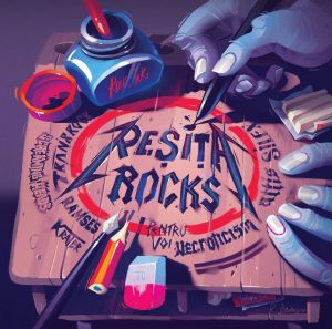 """RESITA ROCKS a lansat albumul """"Nascuti din foc"""", o antologie a rockului din Banatul Montan"""