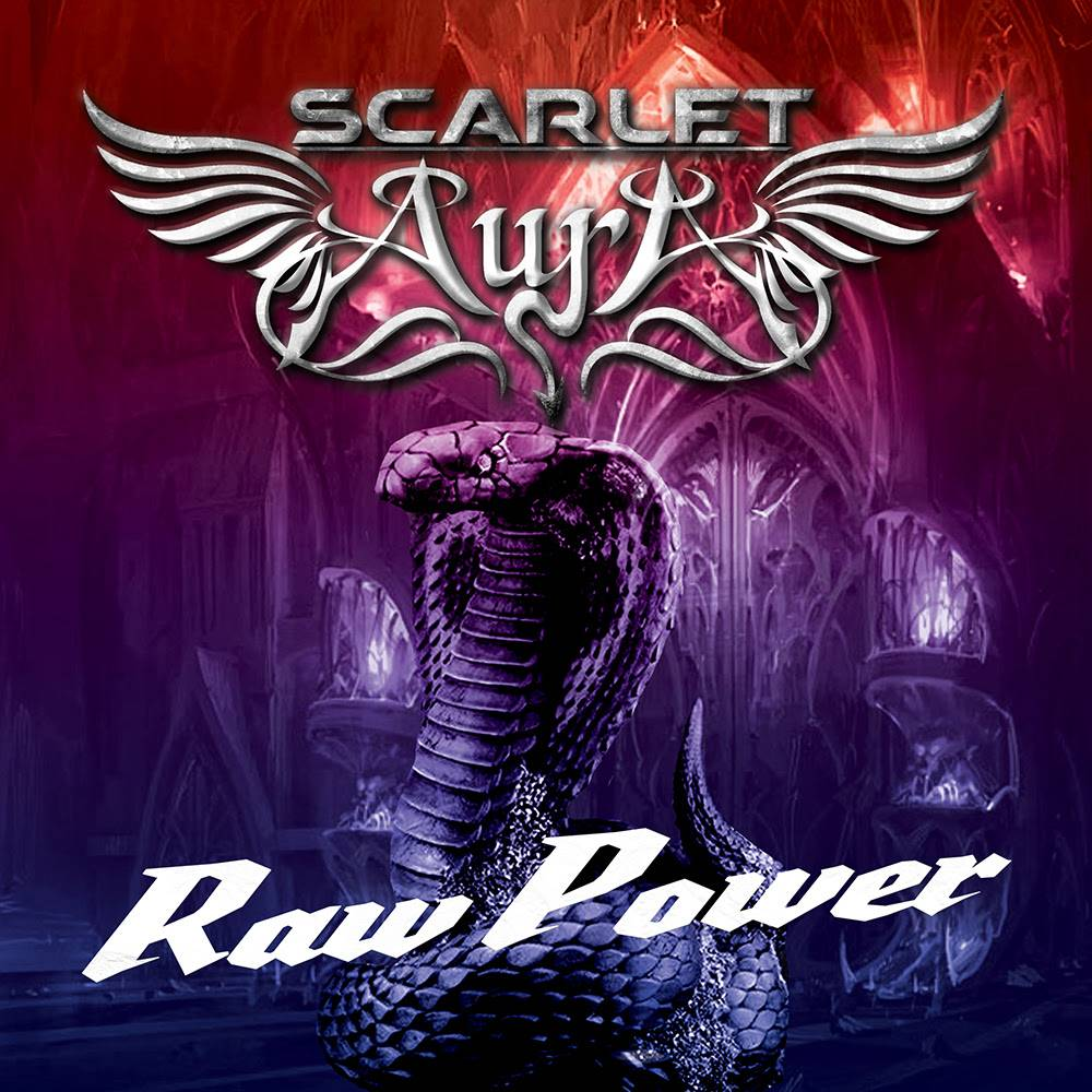 "Scarlet Aura a lansat un nou single: ""Raw Power"""