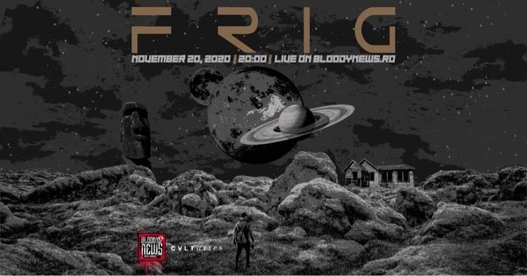 FRIG: live online genOm ep.