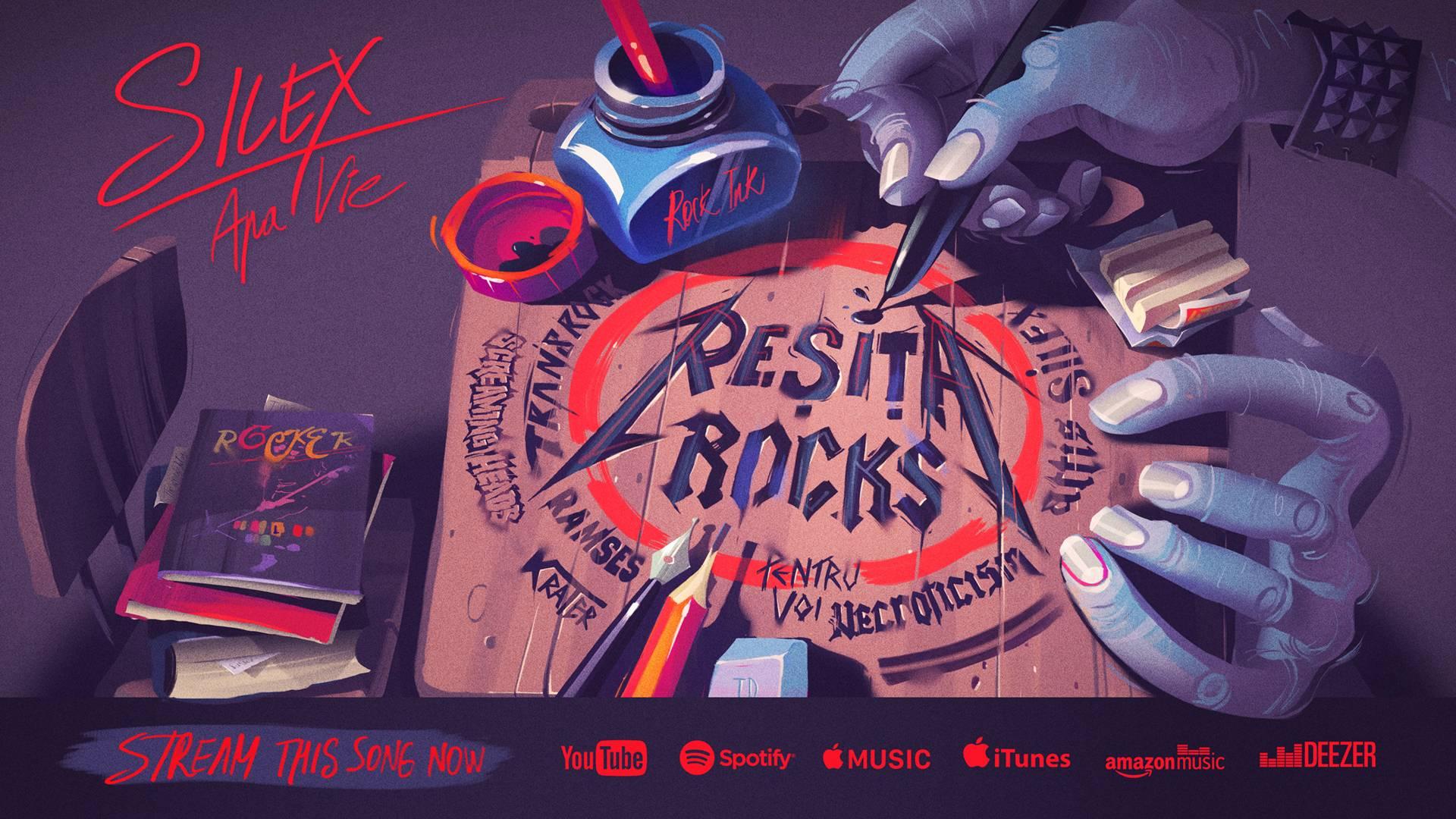"Resita Rocks lanseaza clipul piesei ""Apa vie"" (lyric video)"