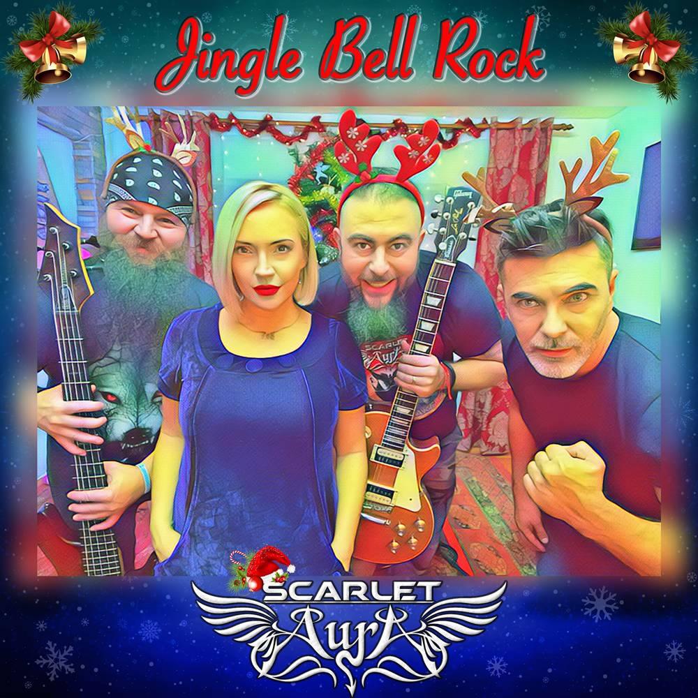 Ho-ho-ho, vine Crăciunul, un Crăciun heavy metal cu Scarlet Aura!