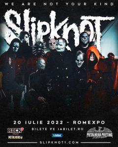Slipknot - Live in Bucuresti 2022
