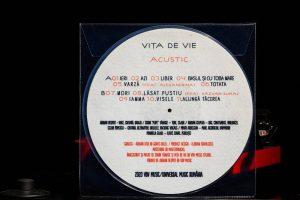 VIȚA DE VIE va lansa albumul Acustic pe vinil, în ediție limitată