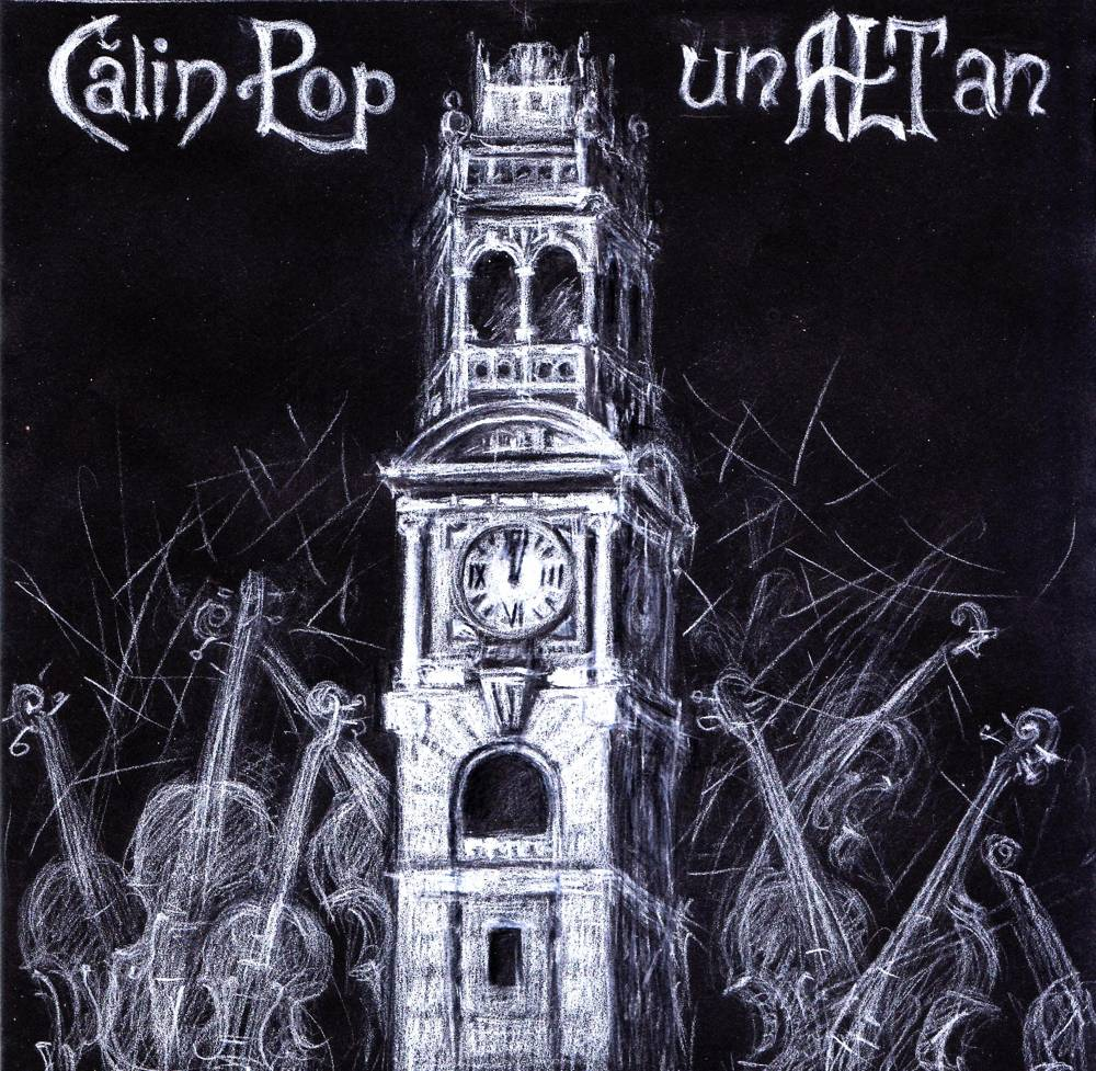 "Călin Pop a lansat o nouă melodie, ""Un Alt an"""