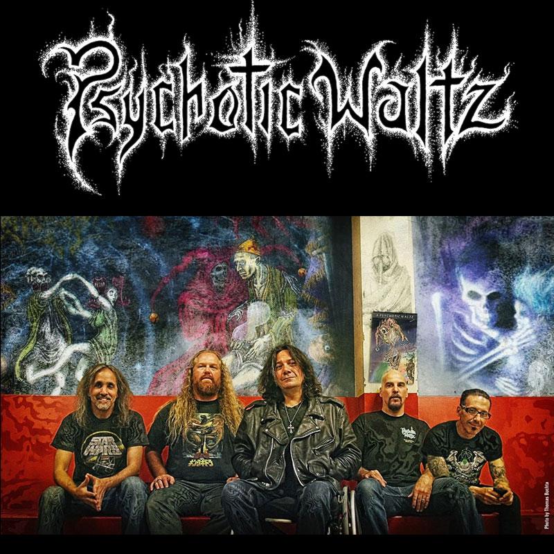 Interviu cu Psychotic Waltz!