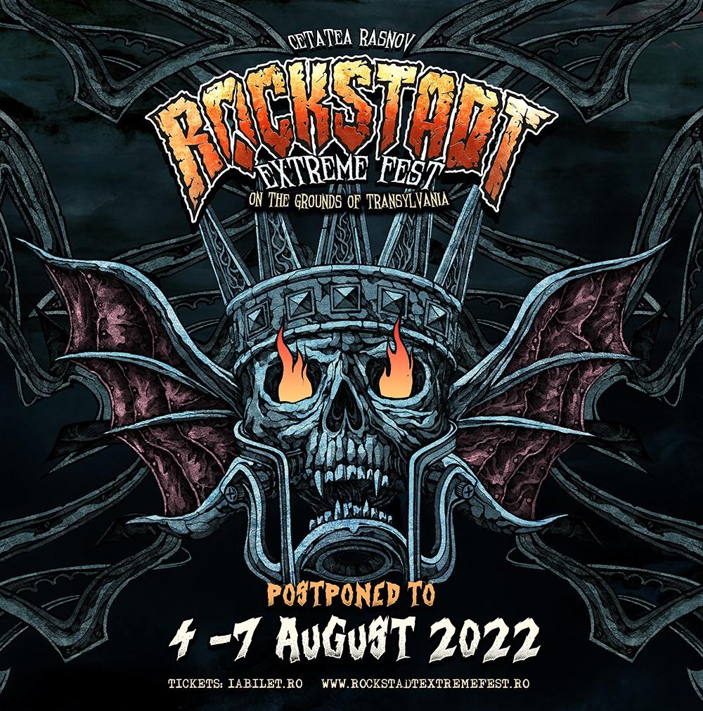 Rockstadt Extreme Fest se muta in 2022