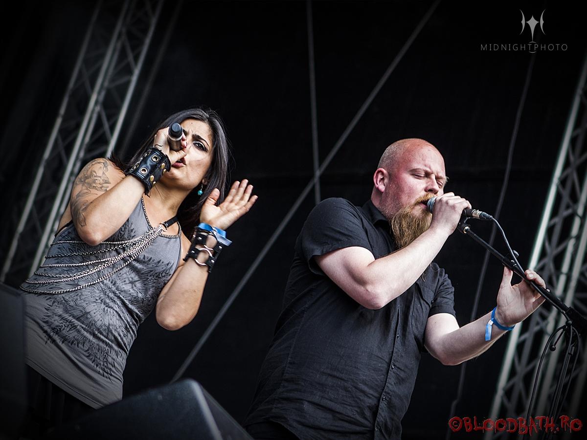 Tristania - Sofia 02.06.2012