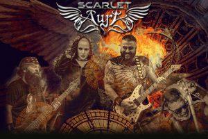 """Scarlet Aura lansează """"The Black Roses"""", al doilea single de pe viitorul album"""