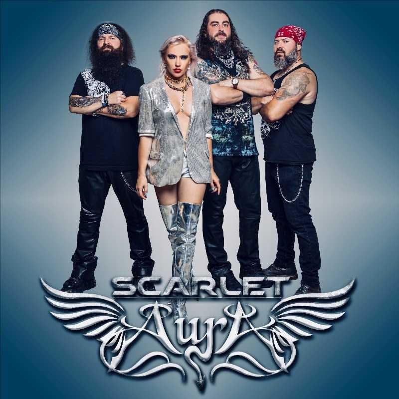 """Scarlet Aura lansează""""Frostbite"""", al patrulea single de pe viitorul album"""