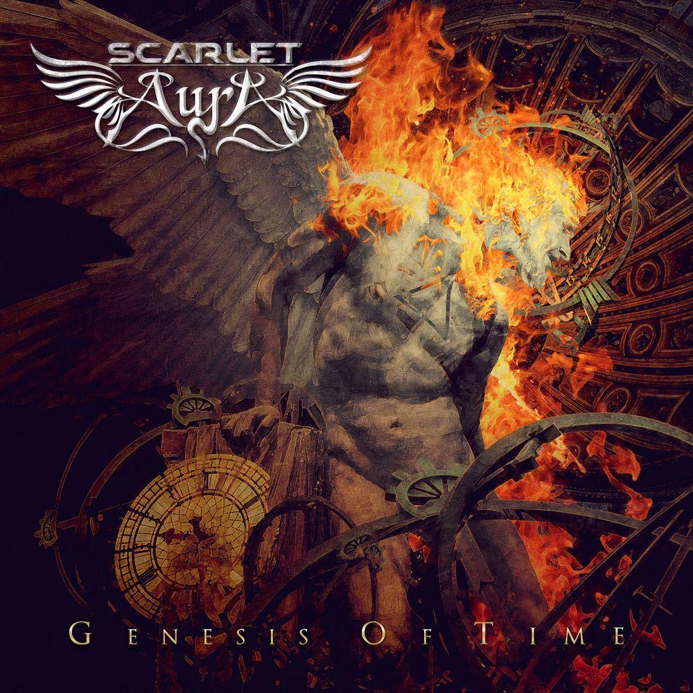 """Scarlet Aura se pregateste de lansarea albumului """"Genesis of Time"""