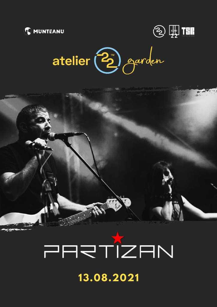Concert Partizan la Timișoara