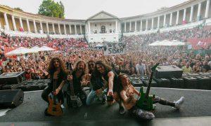 Trupa italiana Siska lucreaza la un nou album