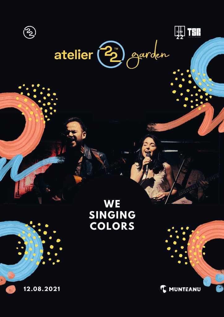 Concert We Singing Colors la Timișoara